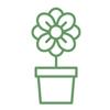 Floristik Icon von Blumen Wahl in Frechen!
